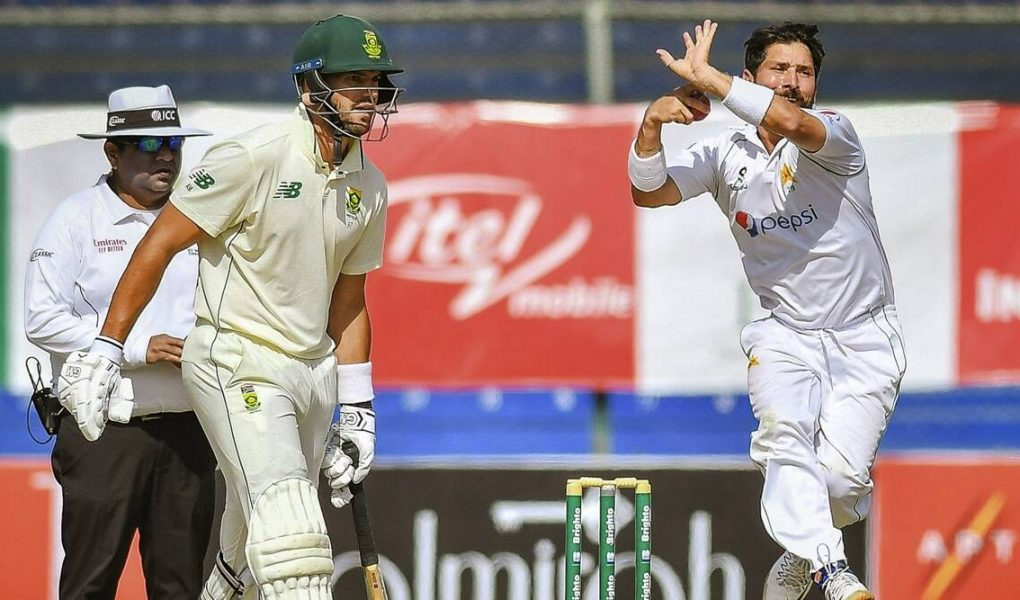 Pakistan dominate first Test against South Africa to win ...